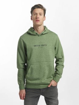 Jack & Jones Hoody jcoMack grün