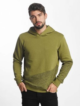Jack & Jones Hoody jcoPrimative olive