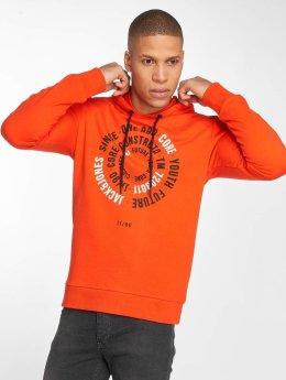Jack & Jones Hoody jcoBooster orange