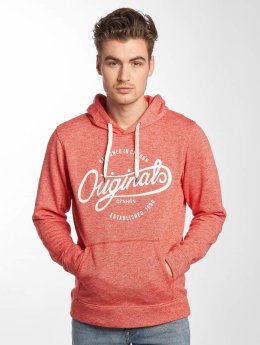 Jack & Jones Hoody jorPanther rood