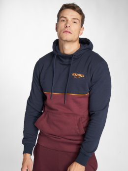 Jack & Jones Hoody jcoPiping rot
