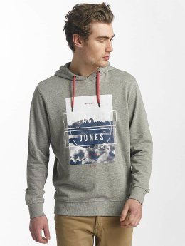 Jack & Jones Hupparit jcoPhone harmaa