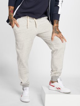 Jack & Jones Jogginghose jjeSpace Melange grau