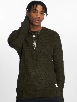 Jack & Jones Jumper jcoStanford Camp olive