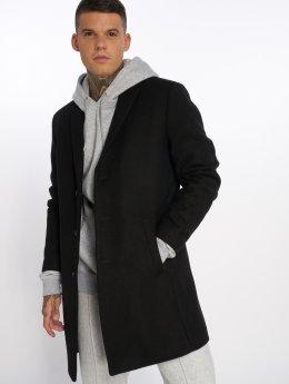 Jack & Jones Kabáty jprMorten èierna