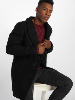 Jack & Jones Kabáty jprNewgotham čern