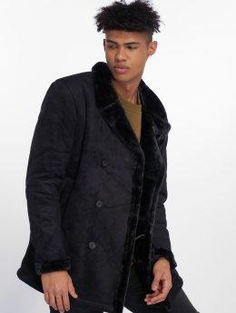 Jack & Jones Kabáty jorWinter čern