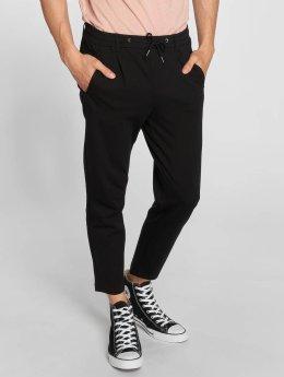 Jack & Jones Látkové kalhoty jjiVega jjTrash čern