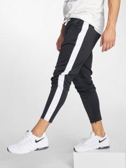 Jack & Jones Látkové kalhoty Jjivega Jjretro čern
