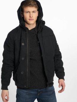 Jack & Jones Letecká bunda jorNew Bento čern