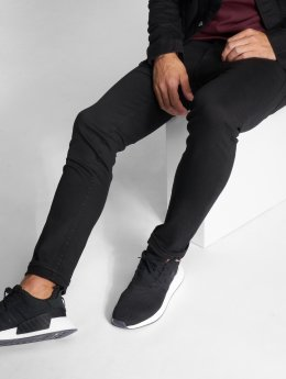 Jack & Jones Loose Fit Jeans jjiMike jjOriginal čern