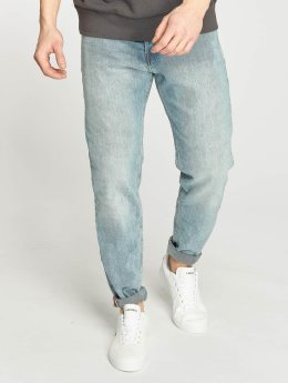 Jack & Jones Männer Loose Fit Jeans jjiFred in blau