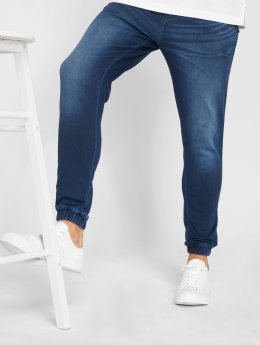 Jack & Jones Loose fit jeans jjiVega jjLane blauw