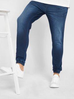 Jack & Jones Loose Fit Jeans jjiVega jjLane modrý