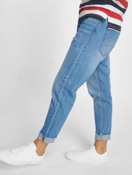 Jack & Jones Loose Fit Jeans Jjifred Jjoriginal  modrý