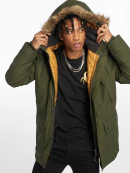 Jack & Jones Manteau hiver jprFred Arctic olive
