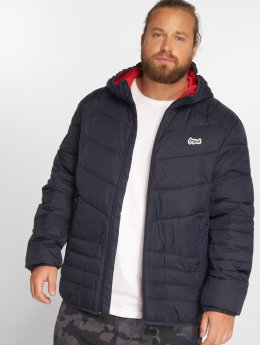 Jack & Jones Overgangsjakker jorBend Light Puffer blå