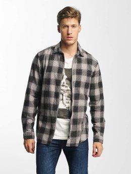 Jack & Jones overhemd jorMirror grijs