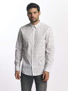 Jack & Jones overhemd jprGeo wit