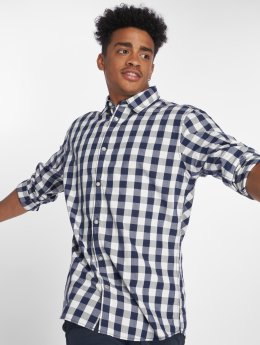 Jack & Jones overhemd jjeGingham wit