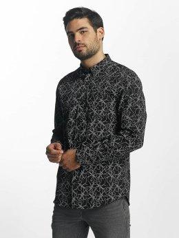 Jack & Jones overhemd jprGeo zwart
