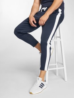 Jack & Jones Pantalon chino Jjivega Jjretro bleu