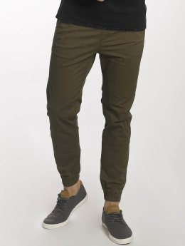 Jack & Jones Pantalon chino jjiVega jjBob olive