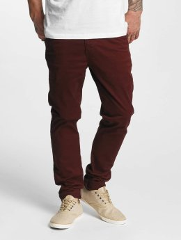 Jack & Jones Pantalon chino jjCody Spencer WW rouge