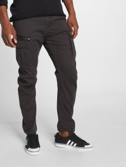 Jack & Jones Pantalone Cargo Jjidrake Jjchop Akm 574 Black Noos nero