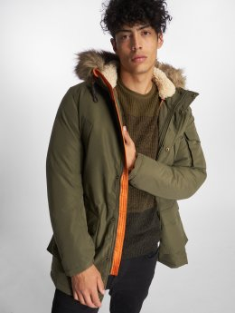 Jack & Jones / Parka jorLatte in groen