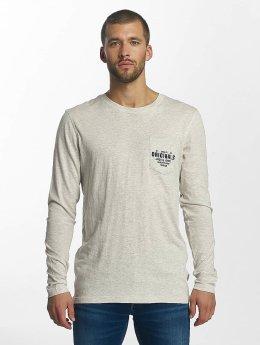 Jack & Jones Pitkähihaiset paidat jorTap valkoinen