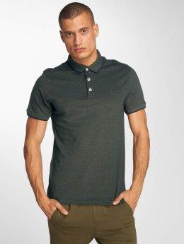 Jack & Jones jjePaulos Polo Shirt Olive Night