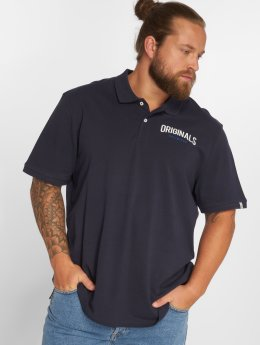 Jack & Jones Poloshirt jorLimit blau
