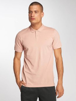 Jack & Jones Poloshirt jjeBasic rosa