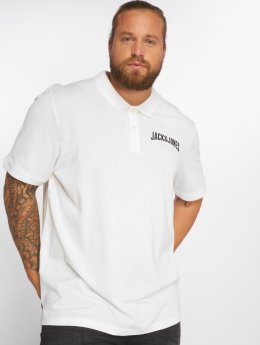 Jack & Jones Poloshirt jorLimit weiß