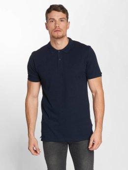 Jack & Jones Poloskjorter jjeBasic blå