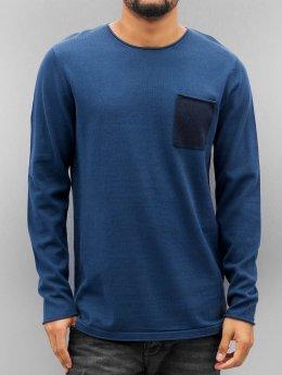 Jack & Jones Pullover jorSaer blau