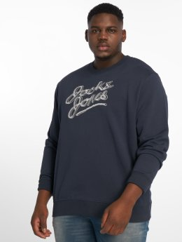 Jack & Jones Pullover jorPacked blau