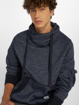 Jack & Jones Pullover jcoLeo High Neck blau