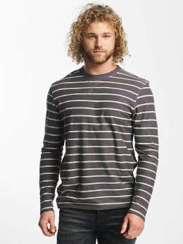 Jack & Jones Pullover jjorStripped grau