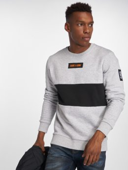 Jack & Jones Pullover Jcomarvin gray