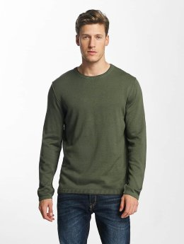 Jack & Jones Pullover jorEasy Knit olive