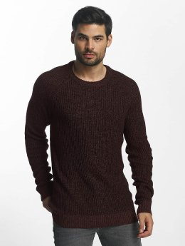 Jack & Jones Pullover jorPannel rot