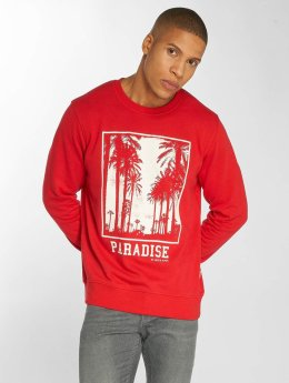 Jack & Jones Pullover jorMighty rot