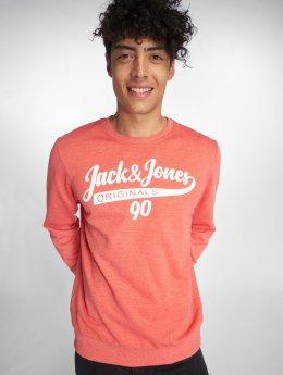 Jack & Jones Pullover Jorgalions rot