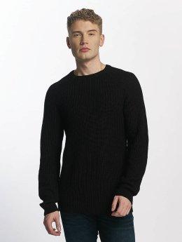 Jack & Jones Pullover jorPannel schwarz