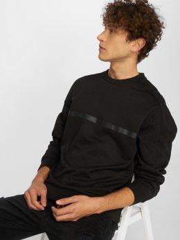 Jack & Jones Pullover jcocLean schwarz
