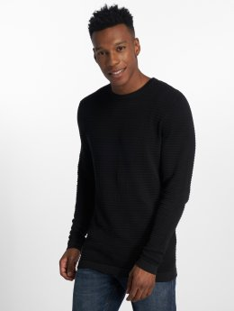 Jack & Jones Pullover Jpreight schwarz