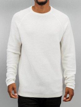 Jack & Jones Pullover jcoWind weiß