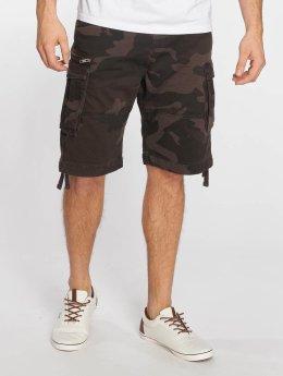 Jack & Jones jjiChop jjCargo Shorts Charcoal Grey